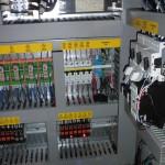 Schaltschrank der CNC Maschine