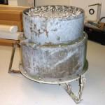 Brunnentechnik im Gehäuse