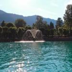 Springbrunnen Fountain St. Gilgen | St. Gilgen am Wolfgangsee