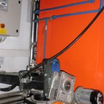 Getriebemotoren der Pelletförderung